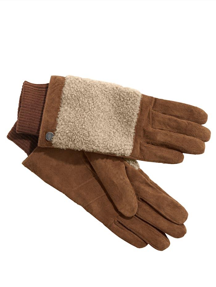 Barts Handschuhe, braun
