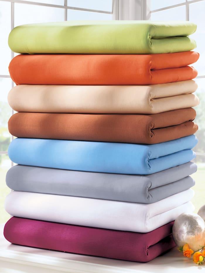Dra-på-laken i forskjellige farger