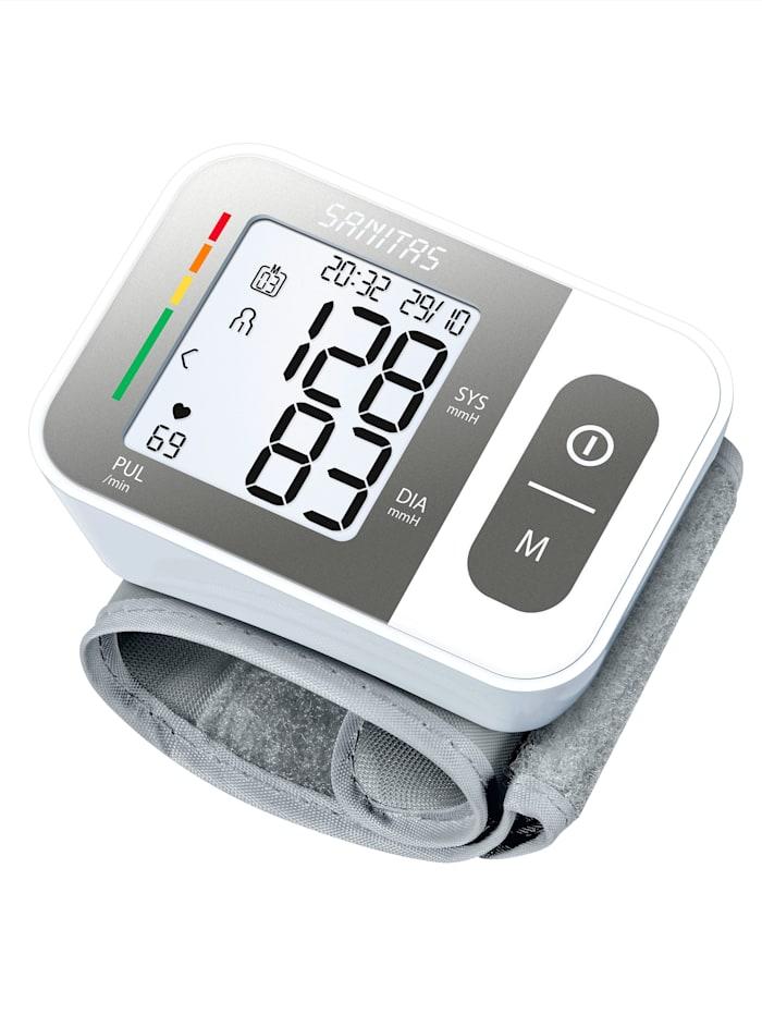 Beurer Polsbloeddrukmeter SBC 15 voor een nauwkeurige meting, grijs