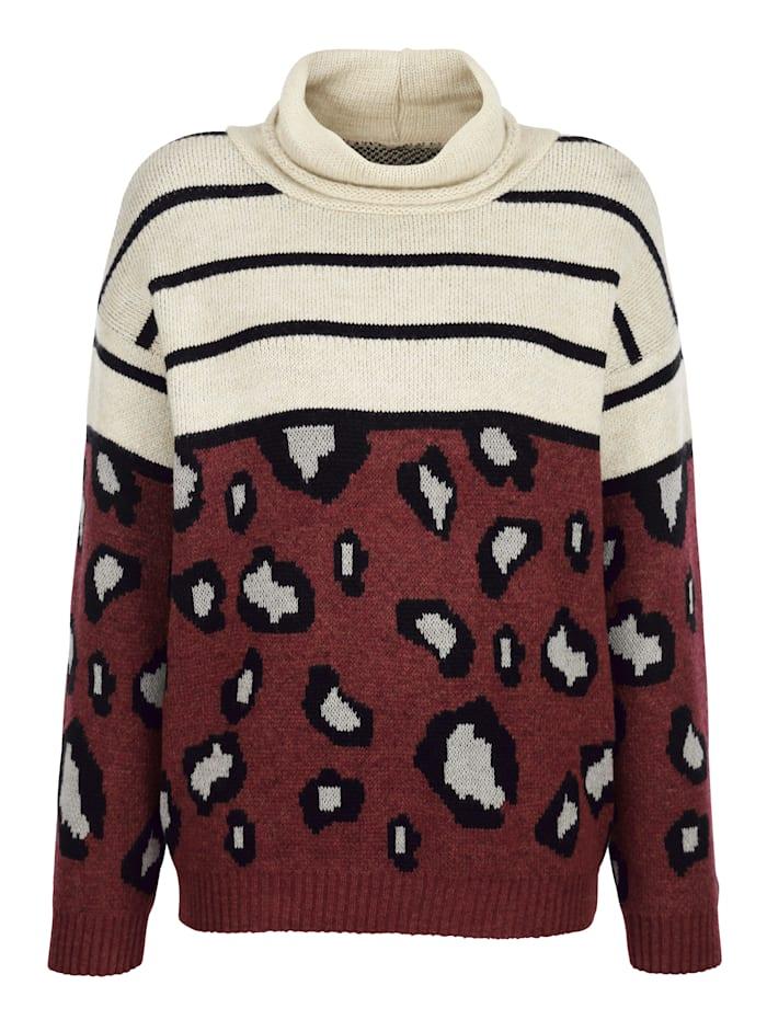 Pullover trendigem Design