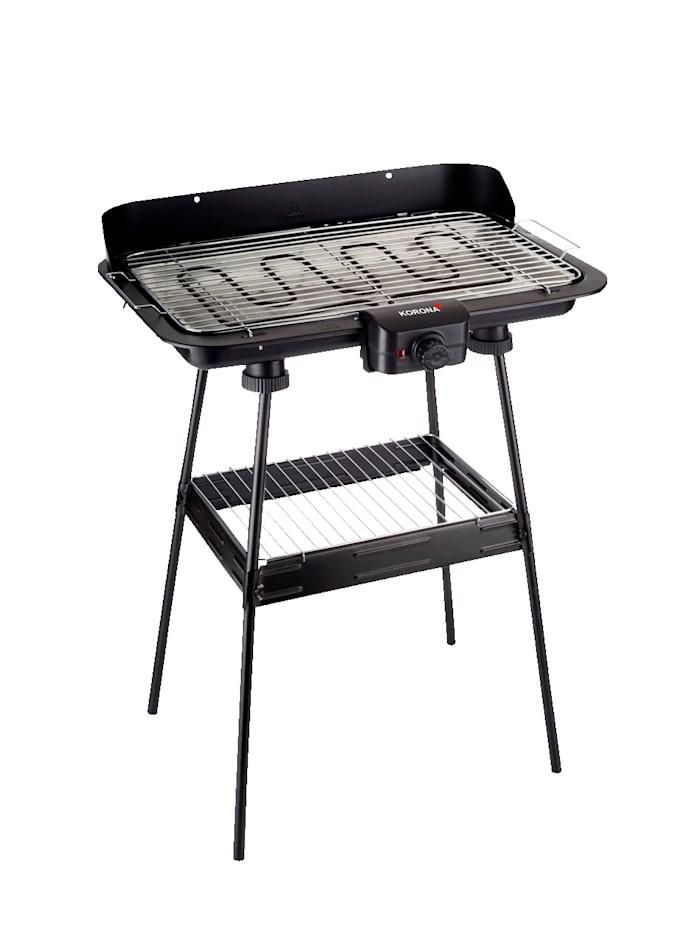 Korona Barbecue Grill sur pieds XXL, Noir