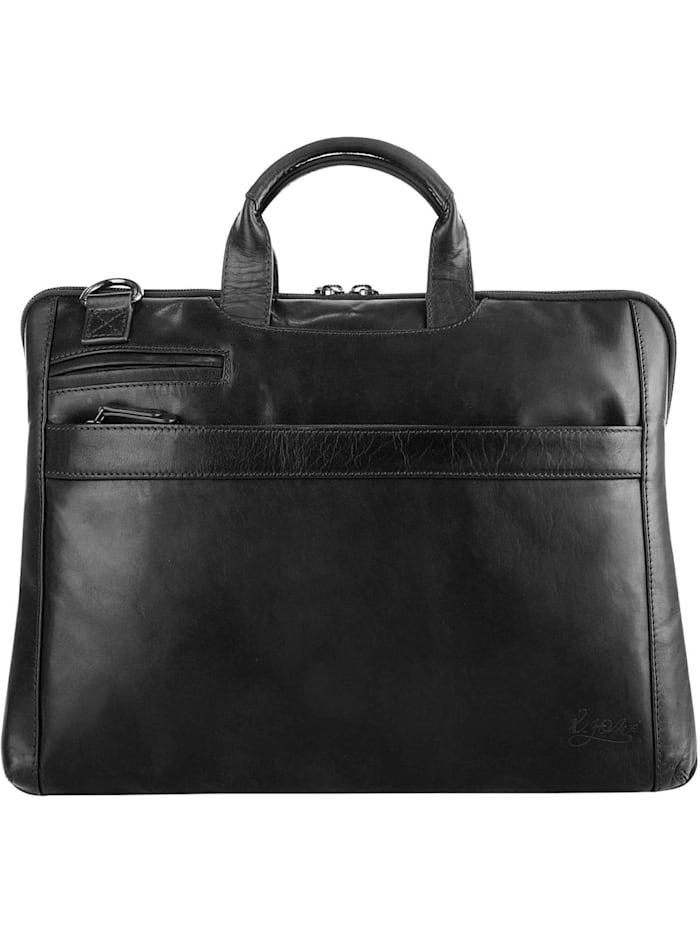 X-Zone Notebooktasche, schwarz