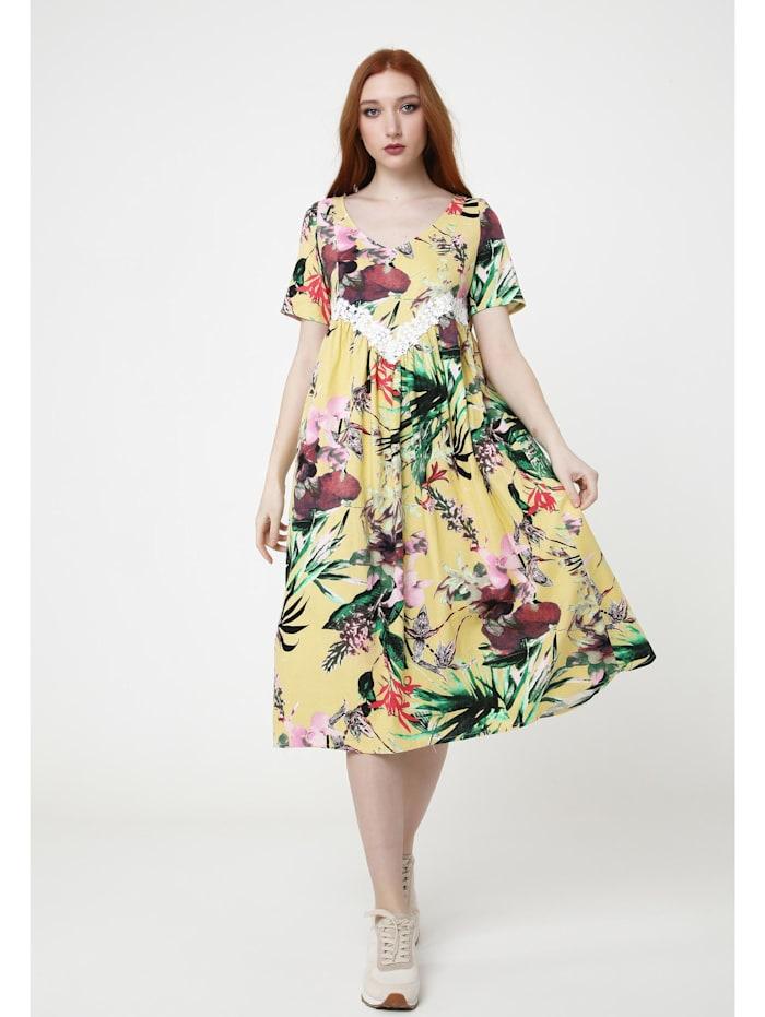 Madam T Sommerkleid Kleid Air Wenz