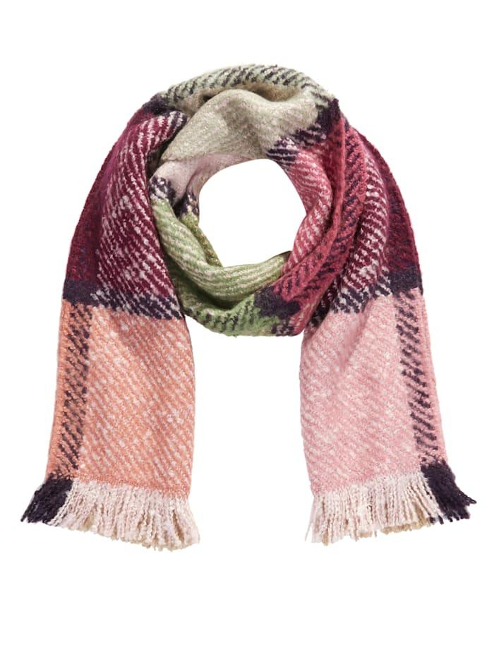 SIENNA Schal, Pink