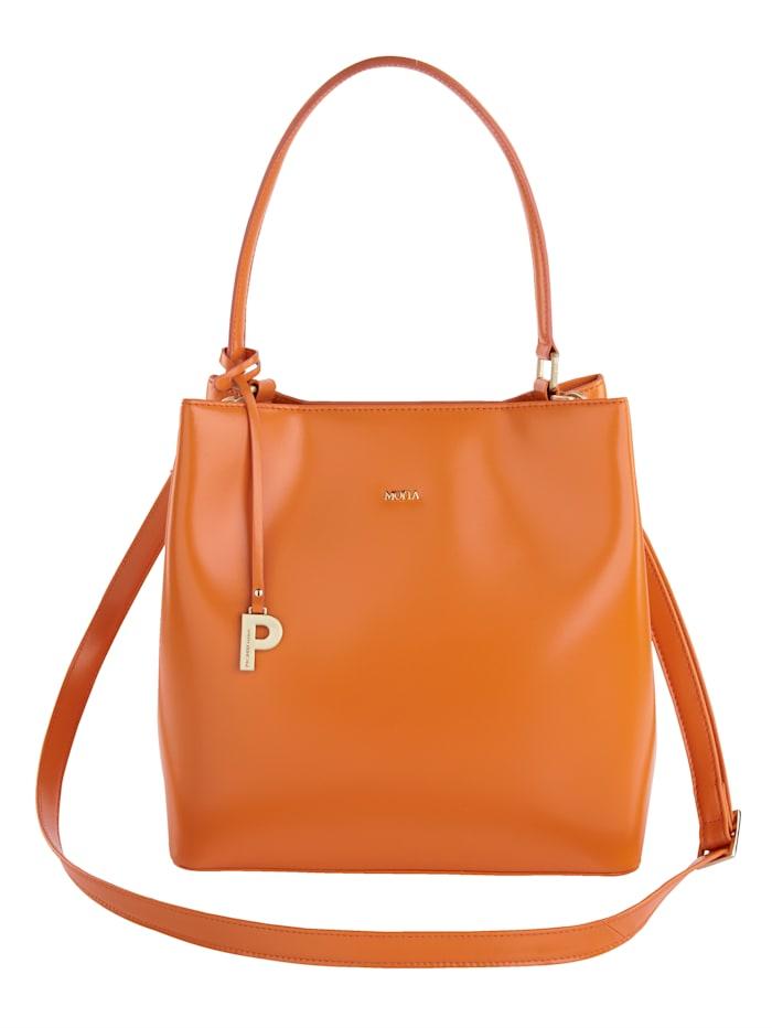 MONA Handtasche, Orange
