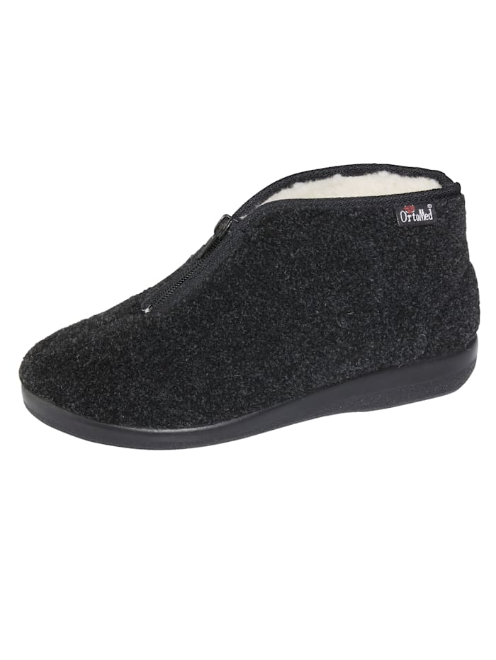 OrthoMed Chaussons, Anthracite