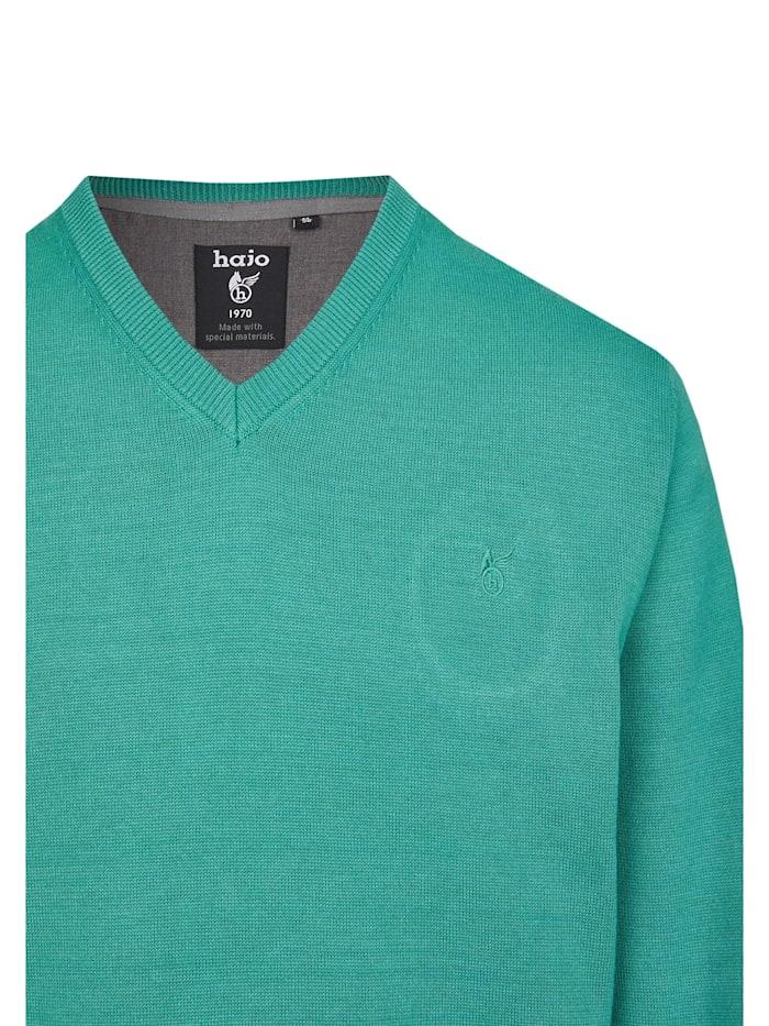 Pullover mit V-Ausschnitt in großen Größen