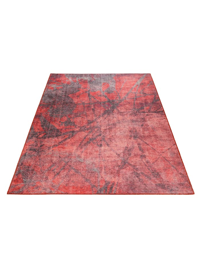 Wecon Home Wecon Home Teppich PEPE, rot