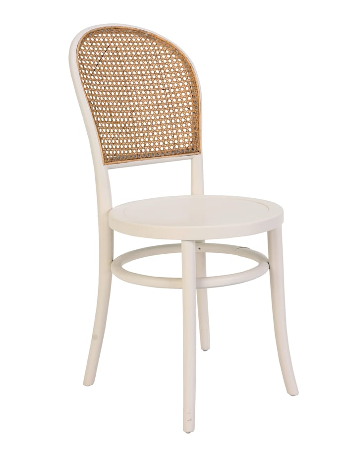 IMPRESSIONEN living Stuhl, weiß