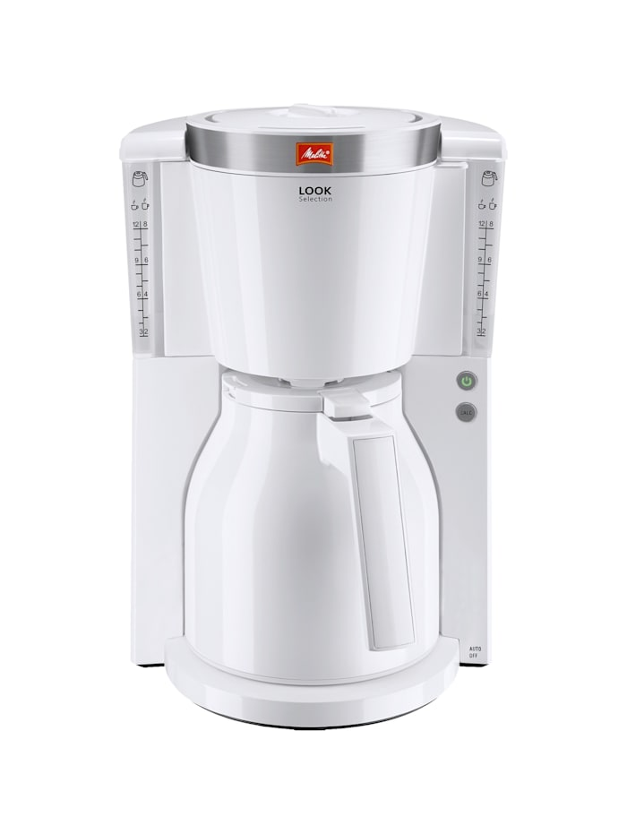 Melitta Filtermaschine Look Therm Selection, Weiß
