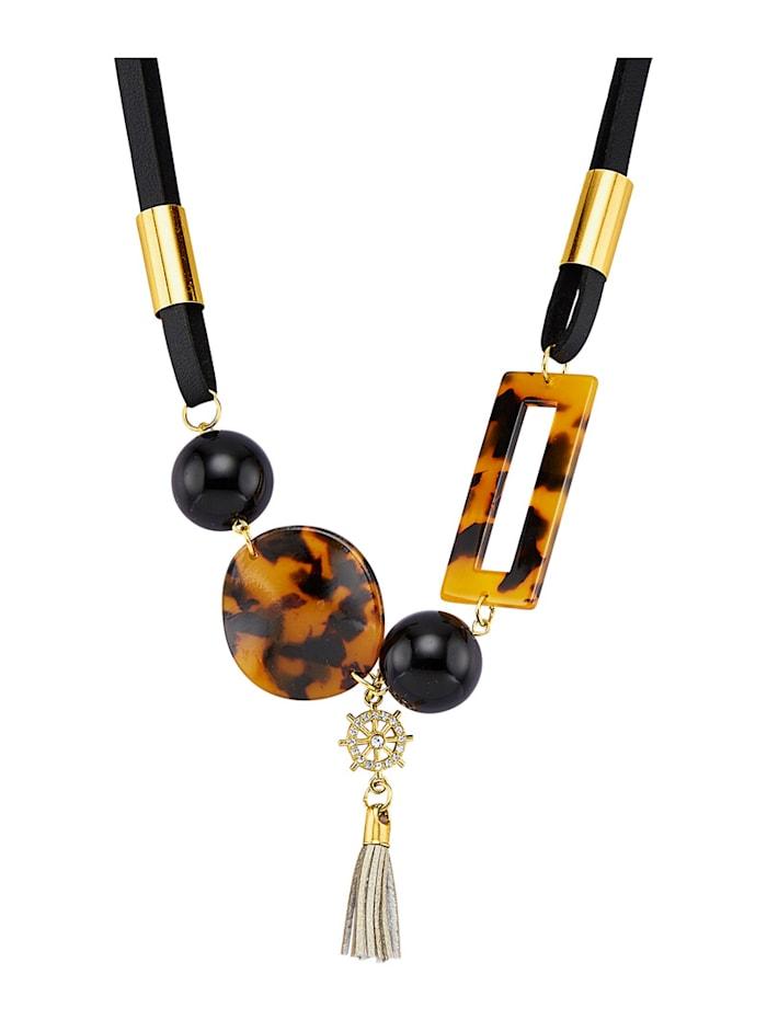 """Halskette """"Leo"""", Multicolor"""