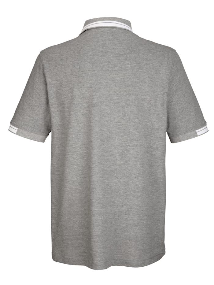 Tričko s kontrastnímináplety