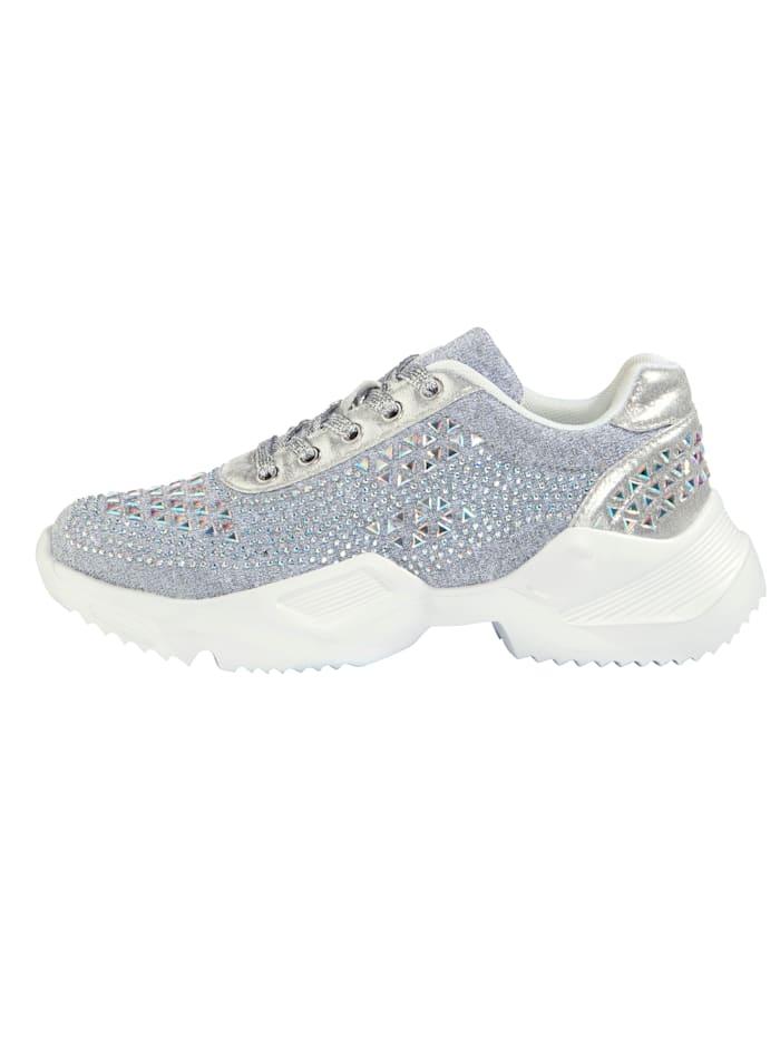 Sneakers de style extravagant