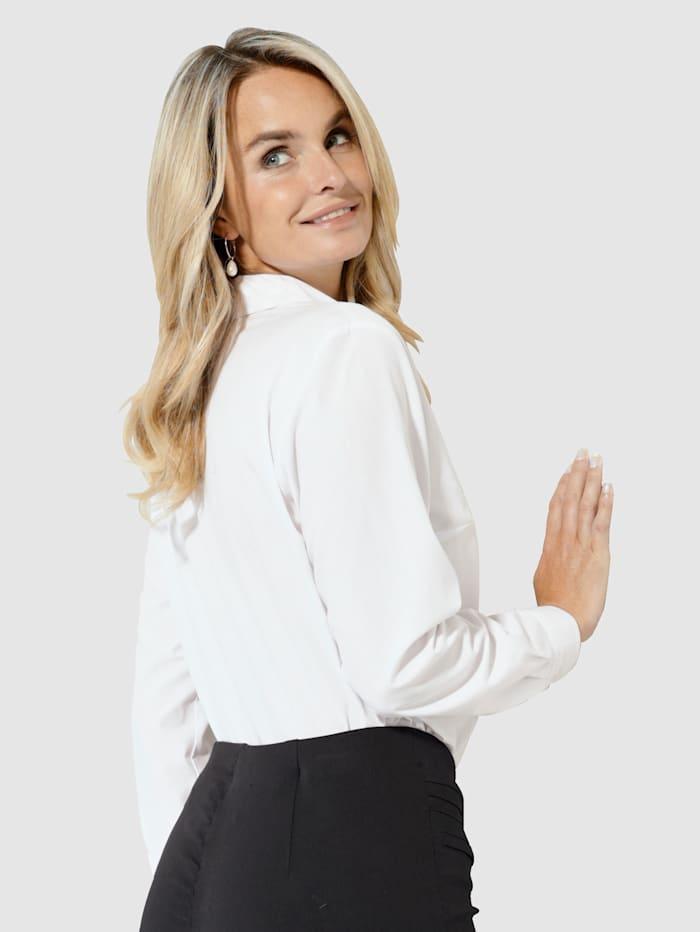 Chemisier à col chemise classique
