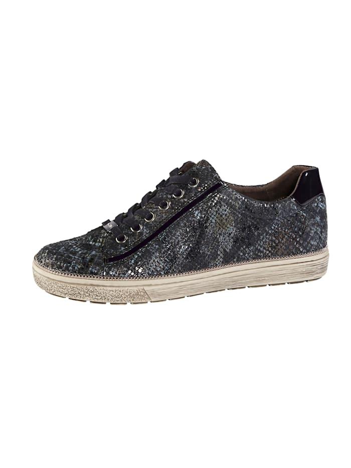 MONA Lace-up shoes, Black