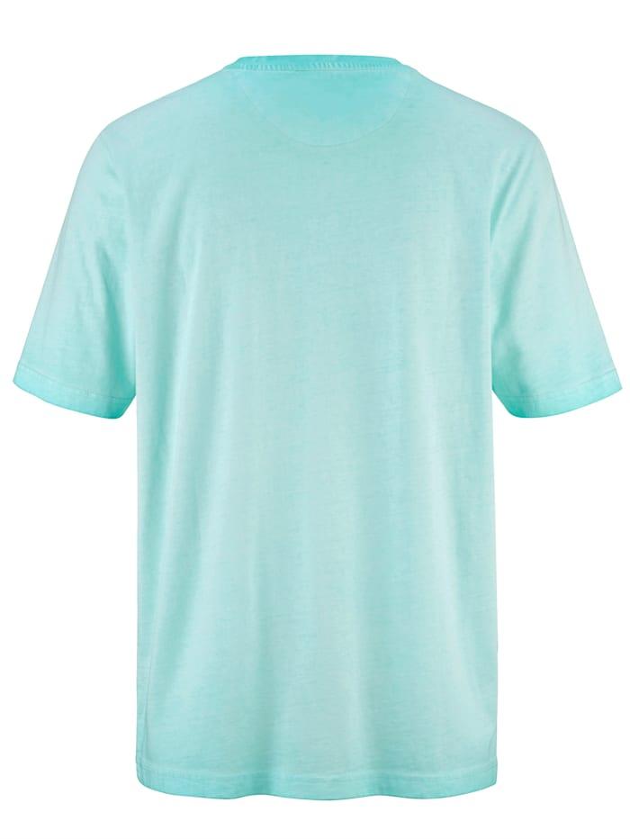 T-Shirt in modischem Used-Look