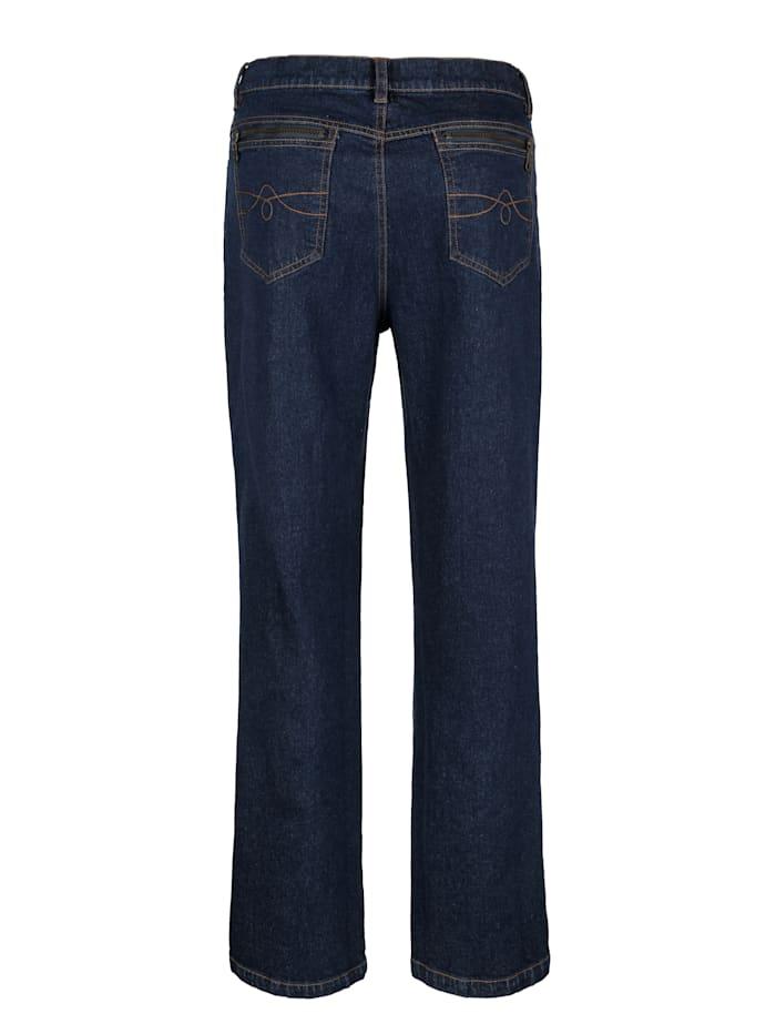 Jeans met elasthan
