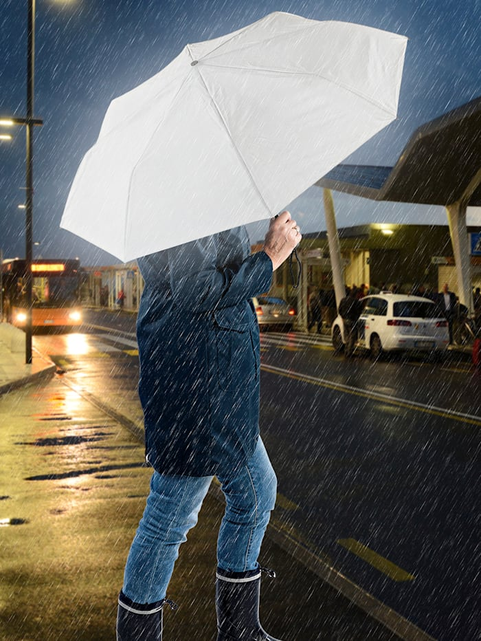 Wenko Paraplu, grijs