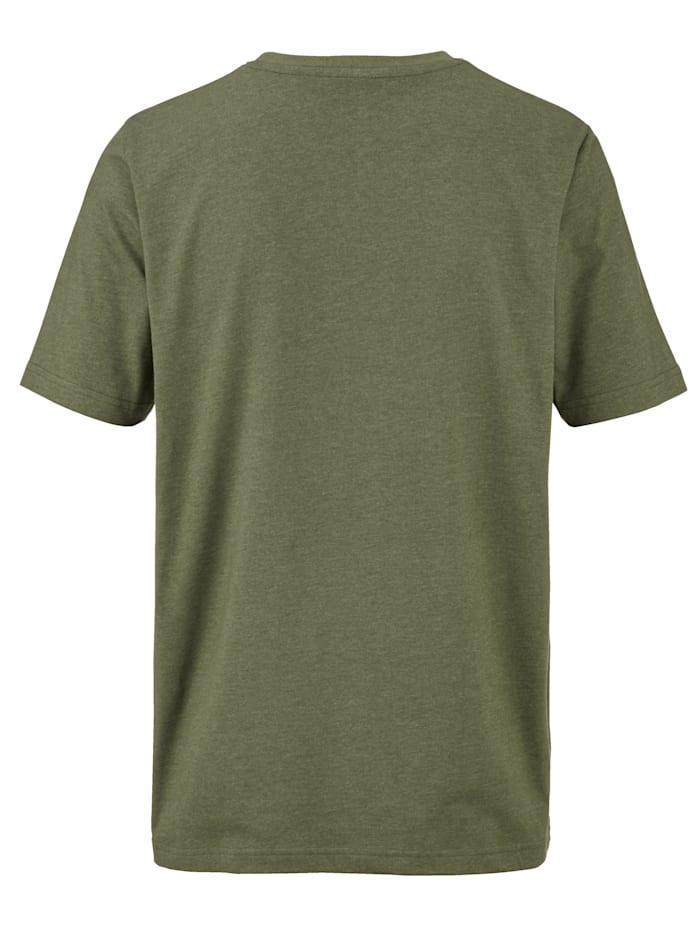 T-shirt à poche poitrine
