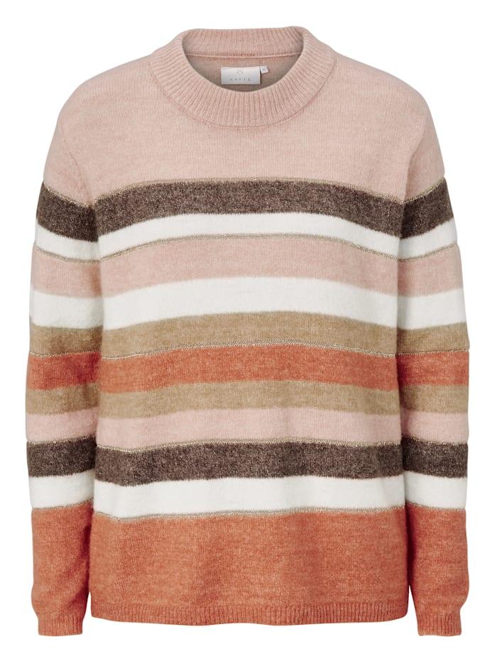 Kaffe Pullover, Multicolor