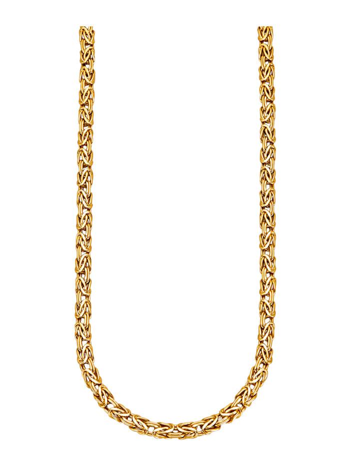 Diemer Gold Koningsketting, Geelgoudkleur
