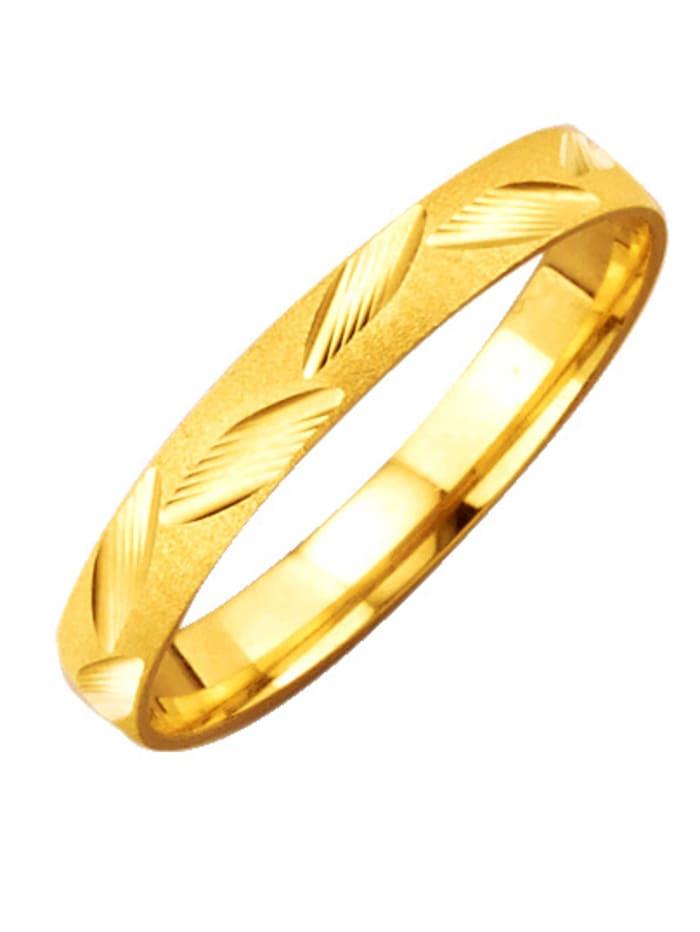 Harmony Alliance en or jaune, Coloris or jaune